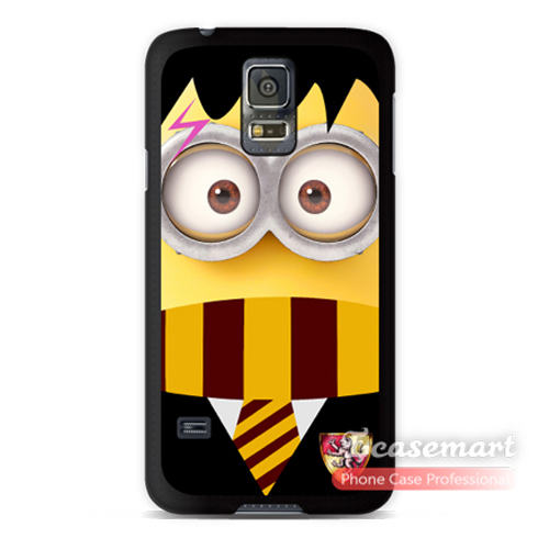 Minion Harry Potter Lovley Cute Cover Case Samsung Galaxy S5 S4 s5 mini s4 s3 Note 4 3 2 Phone Cases - Ecasemart store