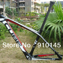 Лидер продаж!! Cube Reaction GTC 26 рама карбоновая для горного велосипеда красный/белый/черный