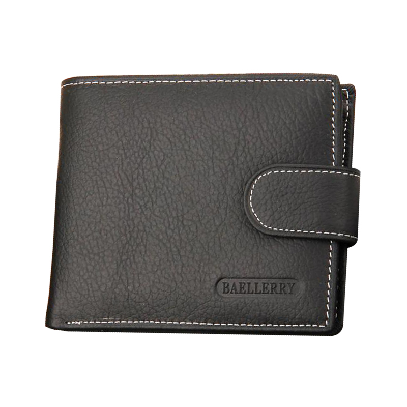 Sale 11.11 Wallet Men Leather Credit Card Holder Coin