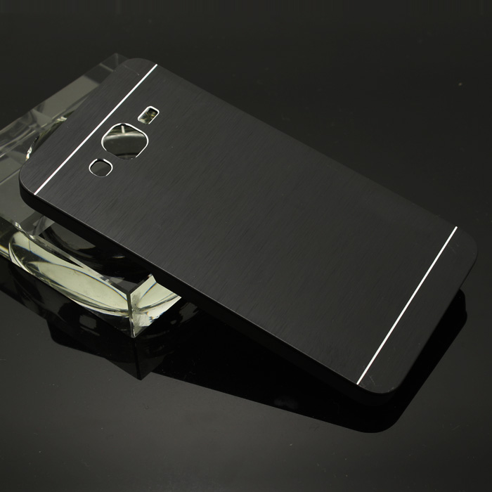 free shipping 75b01 e2890 US $3.18 |Luxury Metal Brush Hard Case for Samsung Galaxy Grand Prime G530  G530H G5308W Back Cover Aluminum Back Case Capa Celular on Aliexpress.com |  ...