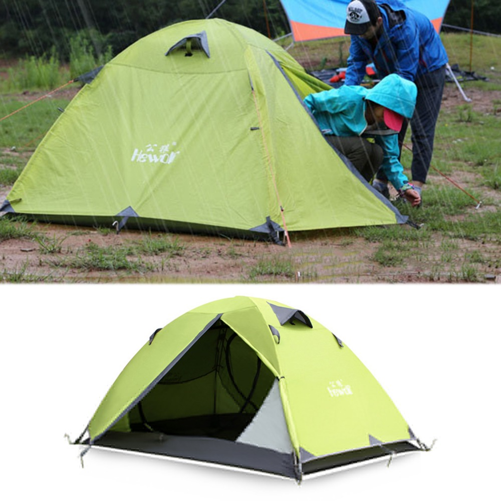 Ship from Russian C&ing Tents Double Layer Waterproof Windproof Outdoor Tent For Hiking Fishing Hunting Beach Picnic Hot-in Tents from Sports ...  sc 1 st  AliExpress.com & Ship from Russian Camping Tents Double Layer Waterproof Windproof ...