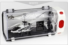 RCของเล่นแบบจำลองเฮลิคอปเตอร์ที่มีแสงอัจฉริยะเครื่องบิน3.5ช่องรีโมทวิทยุควบคุมของเล่นอิเล็กทรอนิกส์เครื่องบิน 3.5CH