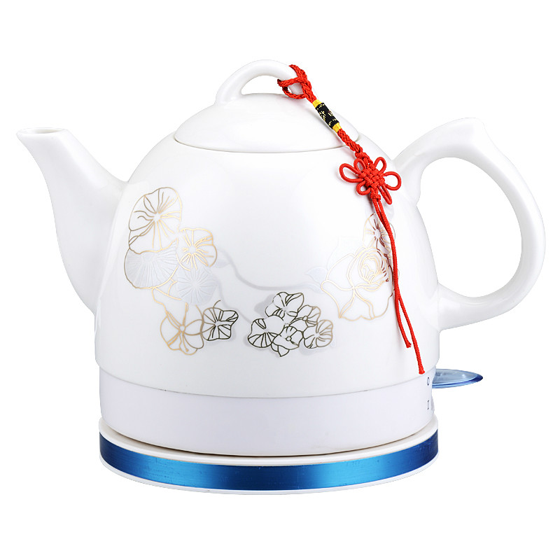 Ceramic household heat - insulated automatic electric kettle for brewing tea kettle. wholesale dual dutch piece suit yixing tea tray ceramic ru ding black dragon tea