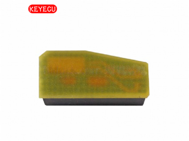 Keyecu Car Key Chips, Carbon T5 ID20 Clonable Transponder Chip With PCB board (TP05)