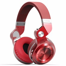 Fashionable Foldable Over the Ear Wireless Bluetooth Headphones BT 4.1 Support FM Radio& SD Card Functions Music & Phone Calls