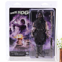 NECA The Fog Blake with Light Up Eyes Cutlass & Scabbard Tattered Fabric PVC Horror Terror Figure Action Collection Model Toys