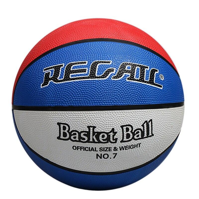 Regail tamanho 7 de borracha basquete indoor