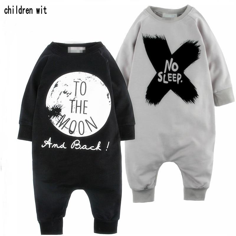 Venda quente frete grátis bebê menino roupas de manga longa - Roupas de bebê