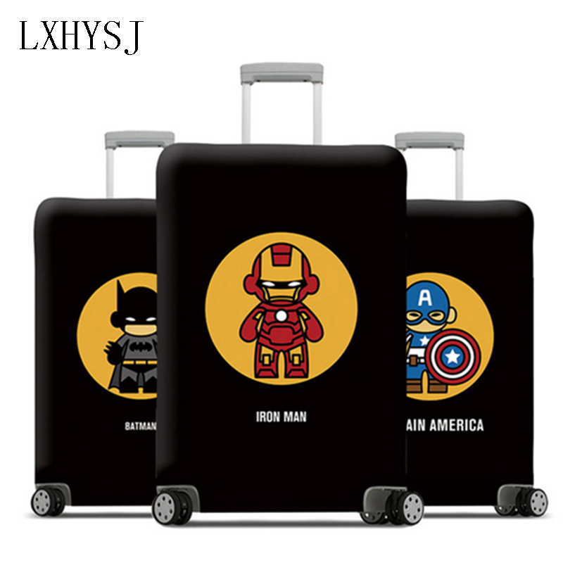 Travel Luggage Cover Elastic Baggage Cover Stretch Made For S / M / L / XL, Apply To 18-32 Inch Suitcase Case Travel Accessorie