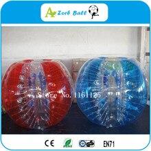 10 шт.+ 2 насоса, Популярная TPU горячая Распродажа, надувной бамперные шары, спортивные пузырьки футбол, loopy мяч для продажи