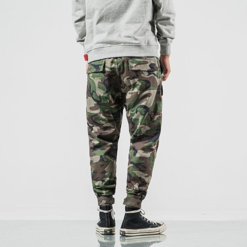 Coton Personnalisé Qualité Militaire Army Green Cargo Pantalon Mode Printemps Haute De Camouflage Automne Hommes 0xTqp0