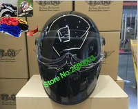Hot Sale Motorcycle Helmet New Imported Authentic Japanese TT CO Thompson Retro Harley Motorcycle Personalized Helmet