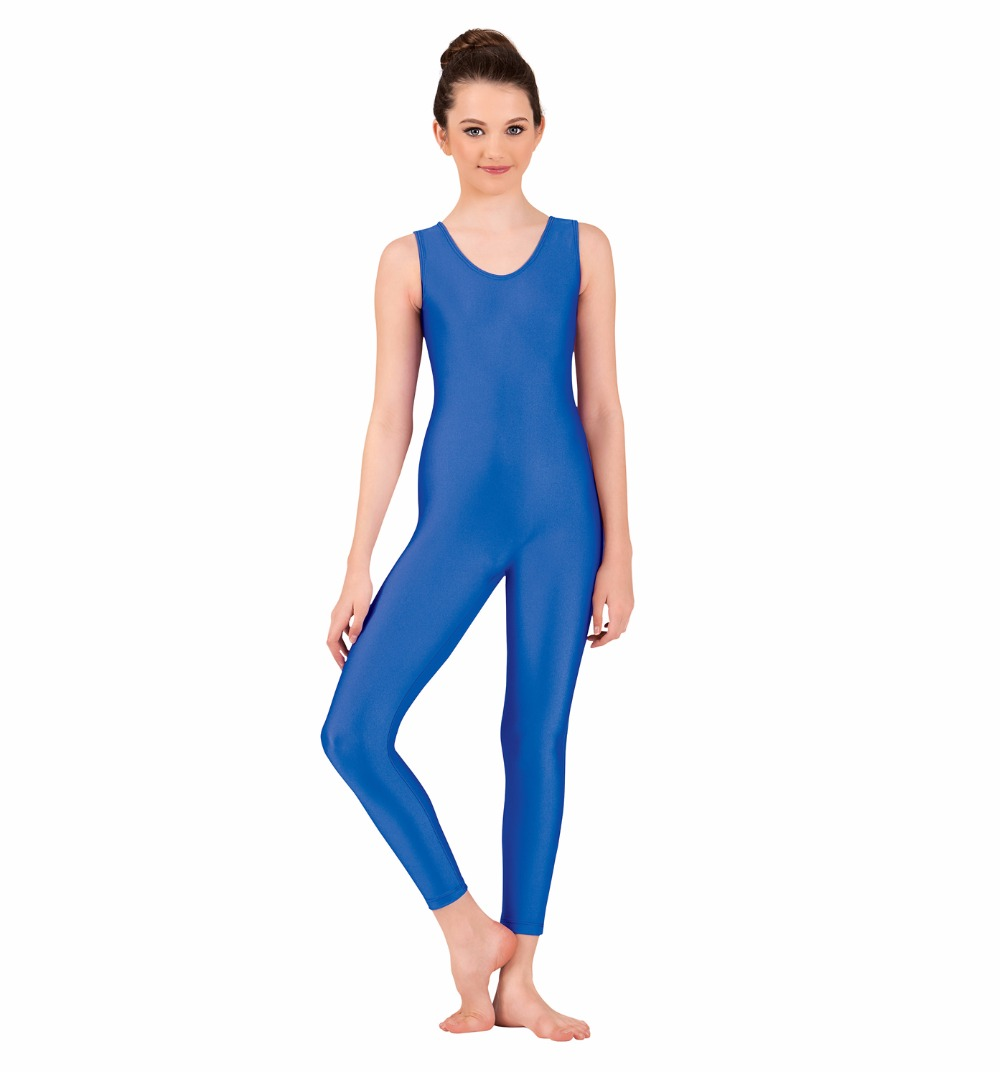 Young girls piece unitards 15