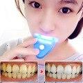 Стоматологическая Ускоритель LED Отбеливание Зубов Свет Мини СВЕТОДИОДНЫЕ Отбеливание Зубов Лампы Отбеливание Зубов Машина Лазера Косметической Системы