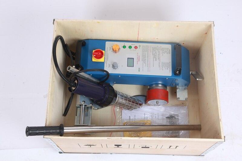 Tissu de mini-boîte de lampe de qualité stable bon marché, machine de soudure de bannière de flex