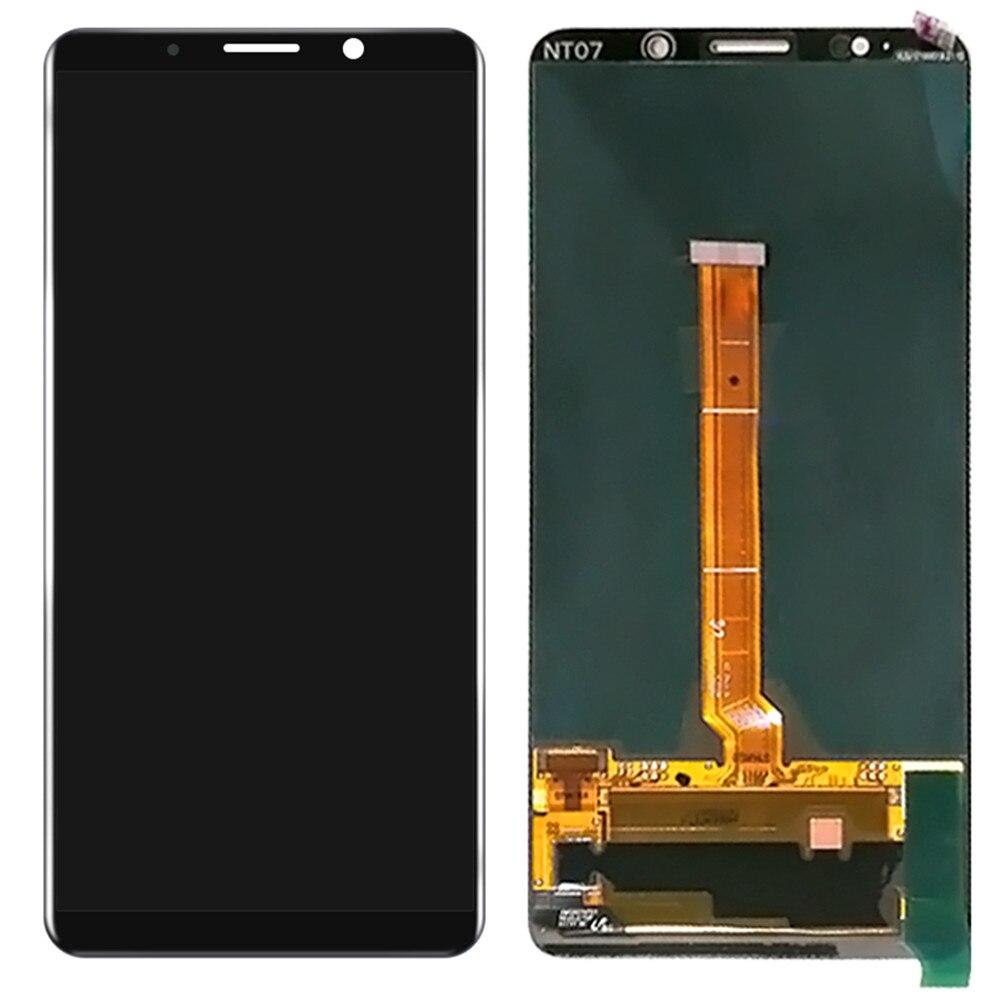 Per Huawei Mate 10 Pro Schermo LCD e Digitalizzatore Assembly con Front Cover di Ricambio!! (Nero/Blu/oro/Moka) - 5