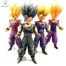 20cm Anime Dragon Ball Z Super Saiyan Son Gohan Action Figures Master Stars Piece Dragon ball