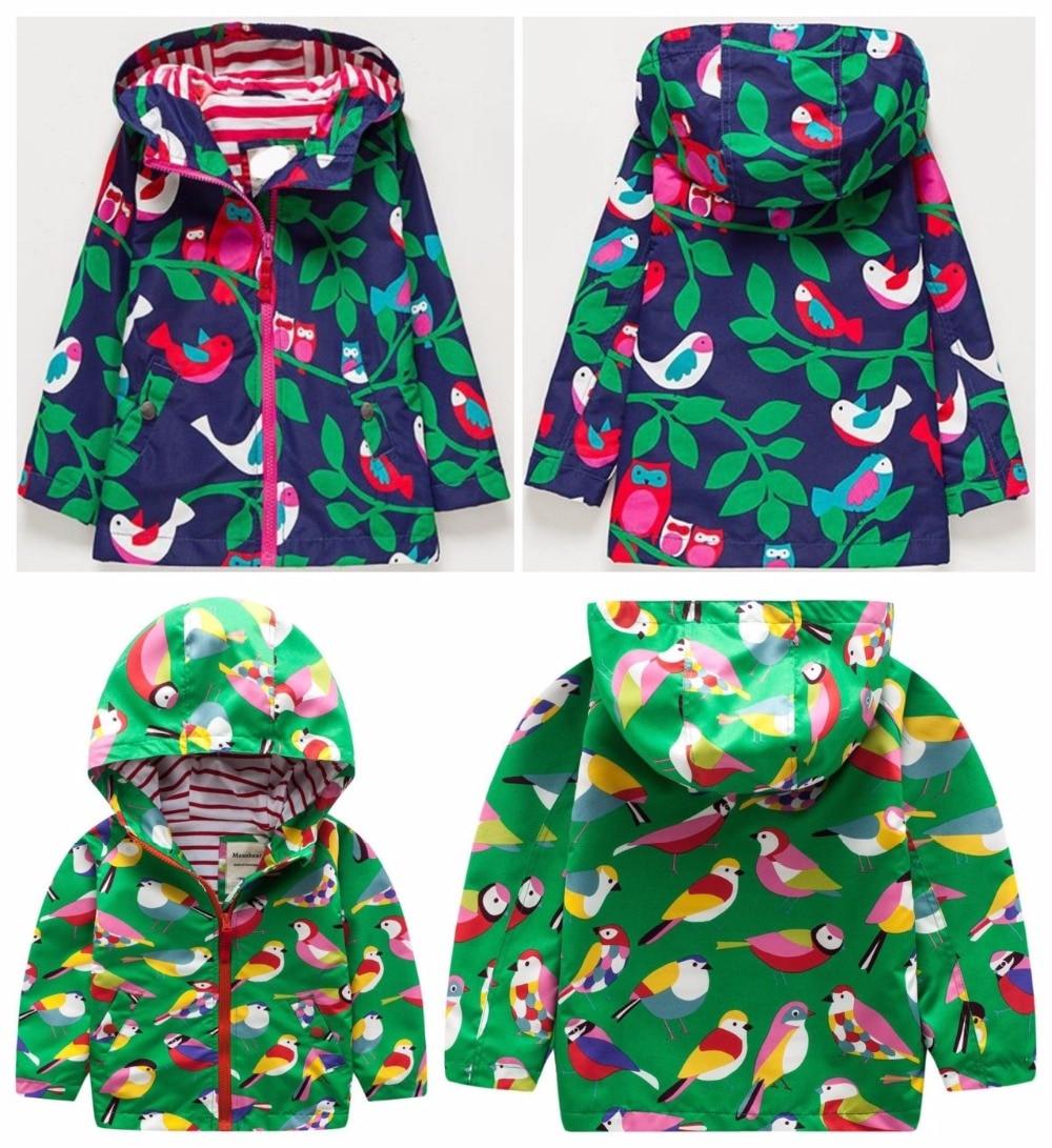Dívčí oblečení dětské nepromokavé nepromokavé venkovní bunda svršek letní tenká dívka bundy kabát jaro, léto, podzim.