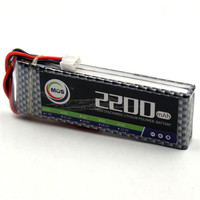 MOS 2S Lipo Battery 7 4v 2200mAh 20C For Rc Helicopter Rc Car Rc Boat Quadcopter