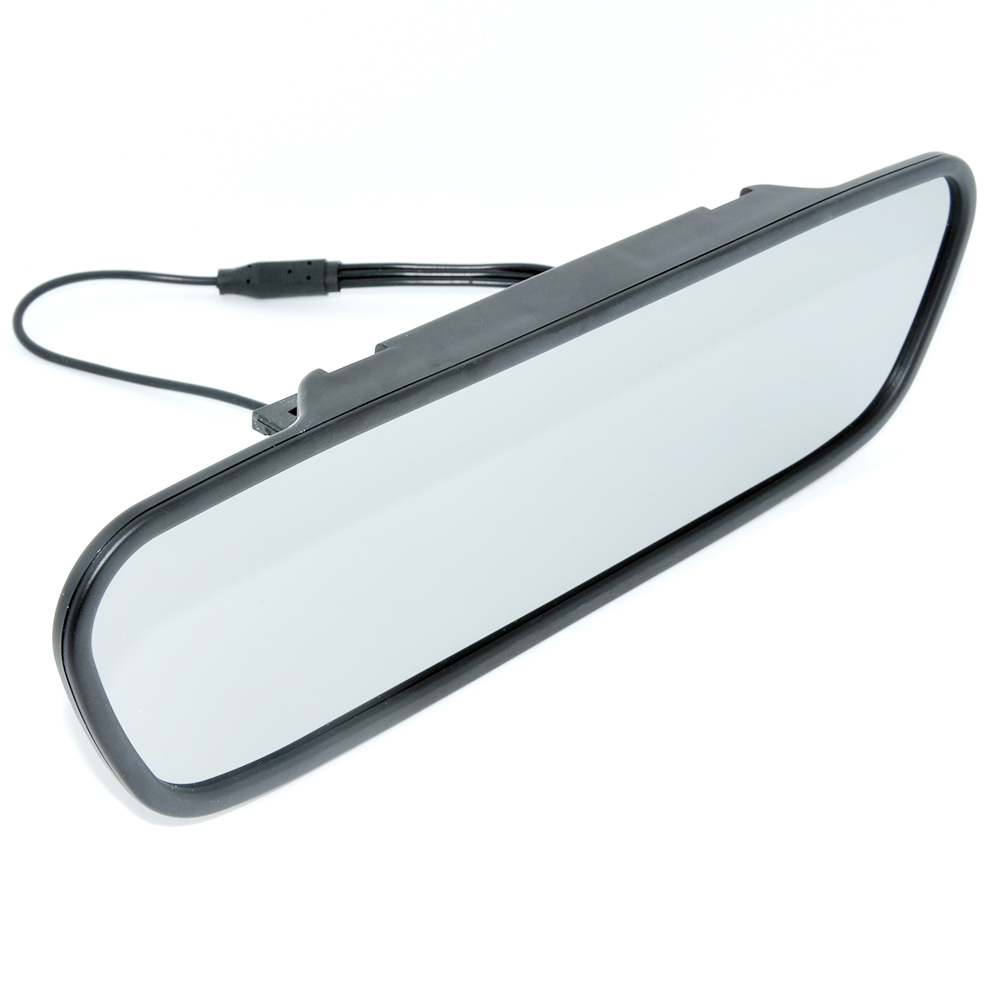 Automobilių HD vaizdo automatinis parkavimo monitorius, LED naktinis - Automobilių Elektronika - Nuotrauka 3