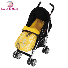 Wonderkids footmuff for baby stroller universal cosytoes for children pushchair pram accessories buggy foot muff cotton winter imbaby high landscape baby stroller pram folding warm baby pushchair buggy for children travel rubber non slip wheels for winter