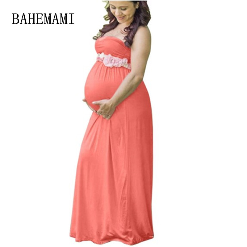 Maternity Photography Props Pregnancy Clothes Maternity Dresses For pregnant Women Photo Shoot Clothing xiyunle women clothing sexy long white party dress for pregnant maternity clothes for photo shoot 2018 pregnancy evening dresses