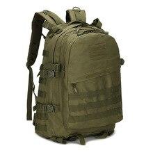 купить 2016 Military Tactics Backpack Camouflage Mochila Men Women Molle Outside Rucksack Trekking Backpacks Bag Camp Travelling Bag  онлайн