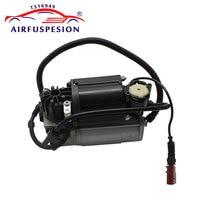 Air Suspension Compressor PUMP Air Compressor สำหรับ Audi A8 D3 4E Air ปั๊ม 4E0616007 4E0616005D 4E0616005E 2002-2010
