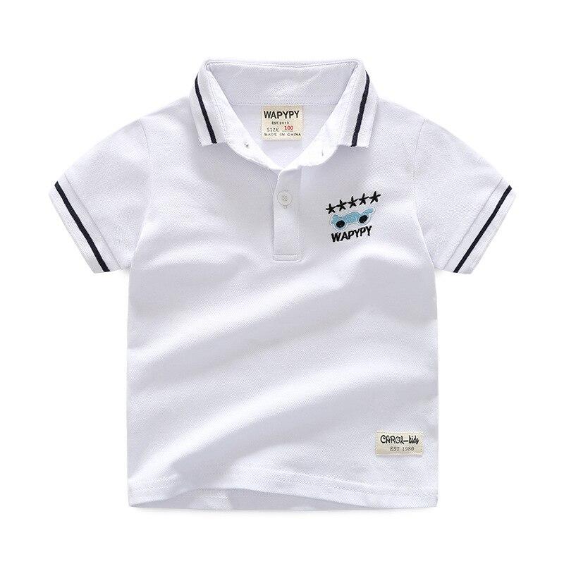 Crianças Meninos Camisa Verão Bebê Menino Roupas Meninos Casuais Camisa de Algodão de Manga Curta Crianças Tops BC113
