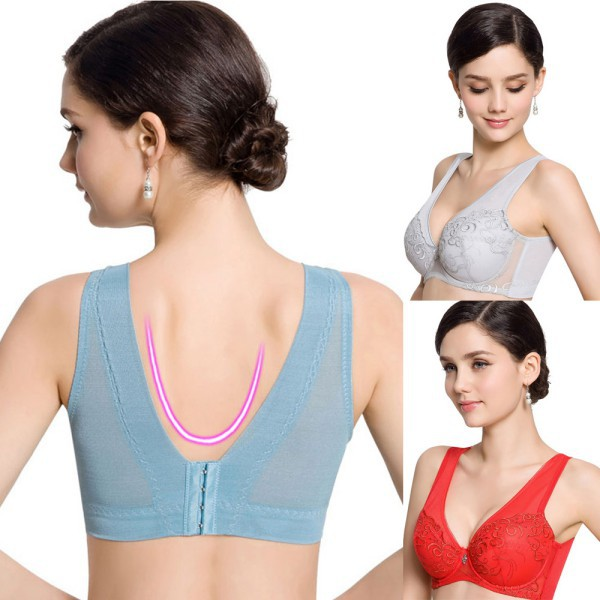 06e1c14b6d41b Super Boost Magic Enhancer Push Up Bra Massage Side Support Plunge Bras  Best-in Bras from Underwear   Sleepwears on Aliexpress.com