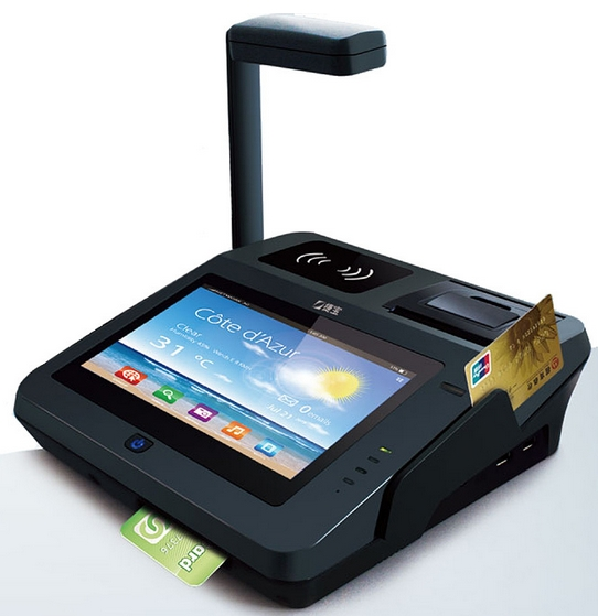 Shopping mall Android All in one Pos Terminal with EMV support Magcard/IC Card bank card Electronic Consumer Terminal Shopping mall Android All in one Pos Terminal with EMV support Magcard/IC Card bank card Electronic Consumer Terminal