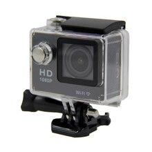 2 дюйма TFT ЖК-дисплей 12MP Камера полный Высокое разрешение 1080 P 30-метр Водонепроницаемый Перезаряжаемые Камера Mini DV видео Поддержка Wi-Fi Камера