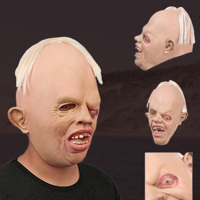 Horrible Monster Adult Latex Masks