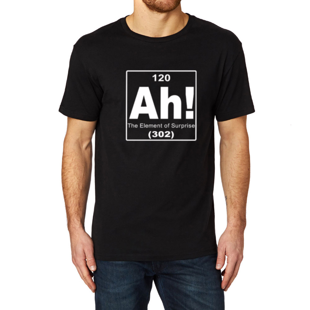Online get cheap periodic table atoms aliexpress alibaba group the element of surprise periodic table t shirts men teechina gamestrikefo Choice Image