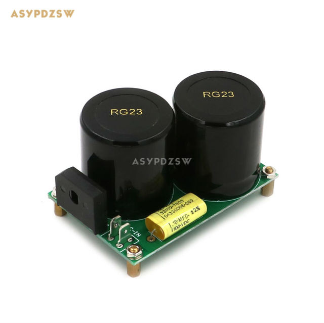 HPOO Single power supply rectifier filtering finished board (NOVER Version)