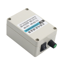 120W DC governor 12V transmission 24V motor speed switch can be positive and negative controller
