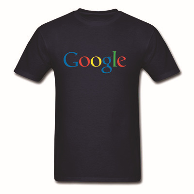 Advertising employee google college interview team men t for High quality printed t shirts