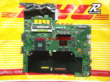 For Asus G55VW Rev 2.3 / rev 2.2 system Motherboard GTX660 2GB Good Package Free shipping Physical pictures