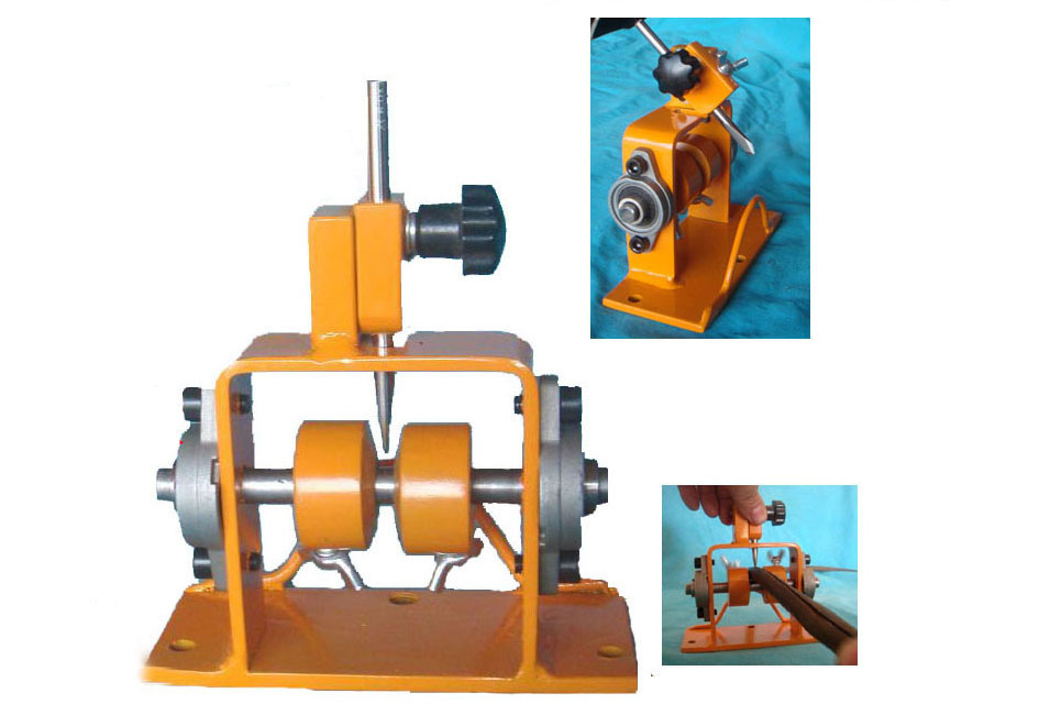Pro Manual  Wire Cable Stripper Cable Wire Stripping Machine Peeling Machine 1pc enameled wire stripping machine varnished wire stripper enameled copper wire stripper xc 0312