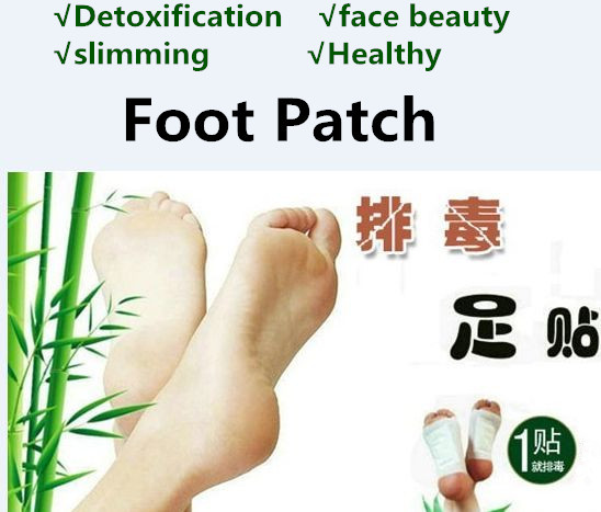 Foot Care Tool Detoxification beauty slimming Foot Patch care slim patch losing font b weight b