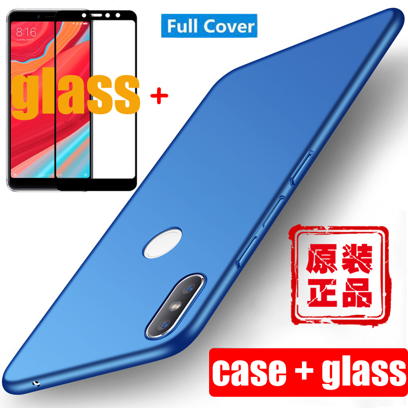 Xinyada Ultra Thin Slim Protection Case For Xiaomi 8 8SE Mi8 Mi 8 SE Redmi S2 S 2 luxury Frosted Matte PC Back Cover Hard Shell