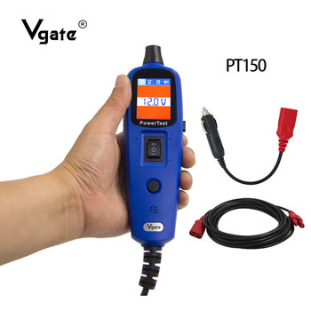 Vgate Pt150 Power Probe Test Voltage Electrical System PT150 Same as YD208 Autel PS100 Diagnostic Tool Car Auto Circuit Tester