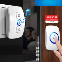 Home 150M Battery plug wireless doorbells 32 Ringtones to choose from smart button doorbell launcher and door bell receiver
