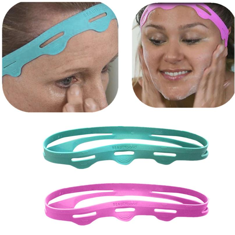 1PC Anti-Wrinkle Auxiliary HeadBand Beauty Band Face Lifting Band 5U0726