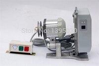 1 шт. энергосбережения швейная машина Серводвигатель 500 Вт 220 В прямой 1.88NM 60ST переменного тока