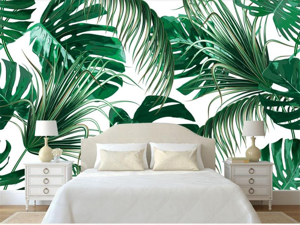 3d wallpaper photo wallpaper custom living room mural tropic banana leaf painting picture 3d wall murals wallpaper for walls 3d 3d wallpaper custom mural non woven 3d room wallpaper black and white circle line 3 d painting photo 3d wall murals wallpaper