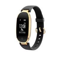 S3 Smart Band IP67 Waterproof Heart Rate Monitor Lady Female Smartband Bluetooth Bracelet Women Smart Wristband