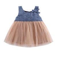Summer Baby Girl Dress 2017 New Princess Dress Baby Girls Party For Toddler Girl Dresses Clothing