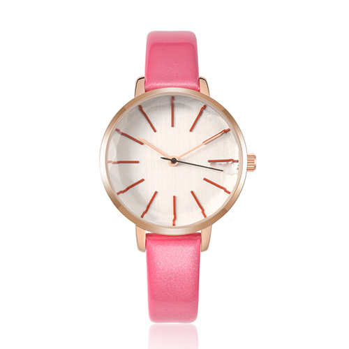 2019 Women Rhinestone Watches Lady Rotation Dress Watch brand Real Leather Band Big Dial Bracelet Wristwatch Crystal Watch