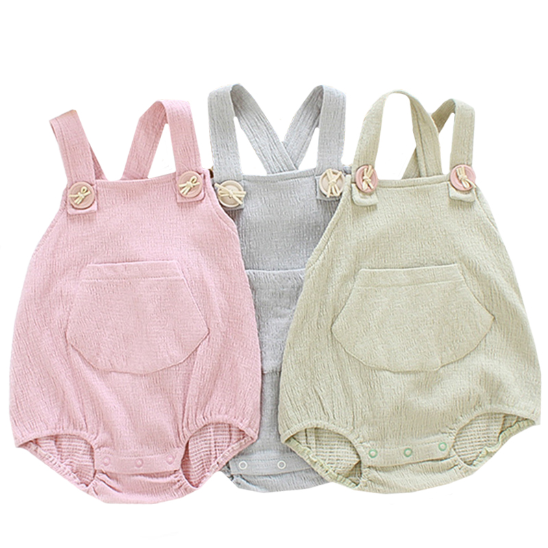 Baby Boys Clothes 2019 Spring Baby Girls   Rompers   Cotton Infant Newborn Baby Girl Clothes Long Sleeve Princess Baby Girl   Romper